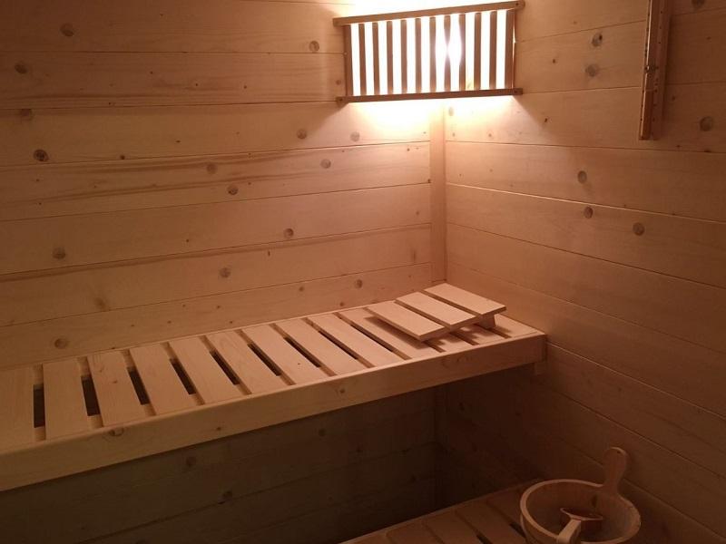 Best articolo precedente with sauna costi - Costo sauna per casa ...